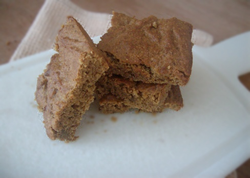 Paleo-Blondies